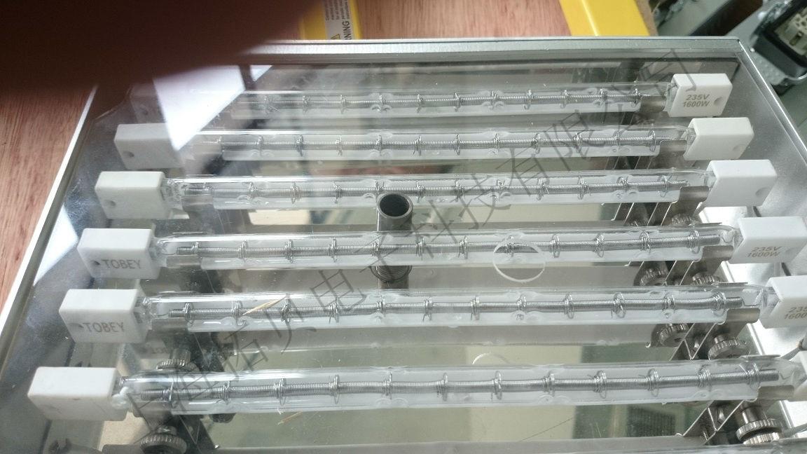 太阳能电池片串焊机红外线灯管